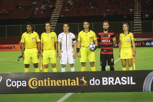 COPA DO BRASIL - VITÓRIA X CORINTHIANS - FOTOS: MAURICIA DA MATTA / EC VITÓRIA
