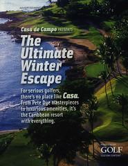 Casa de Campo resort - The Ultimate Winter Escape; 2017_1, La Romana, Dominican Republic