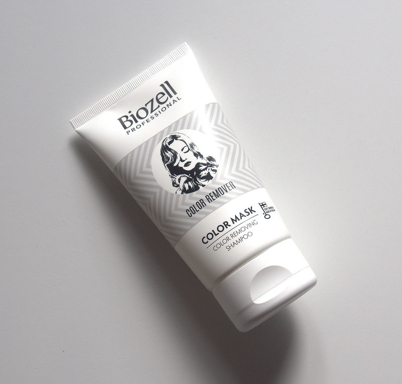 Biozell Color Removing shampoo