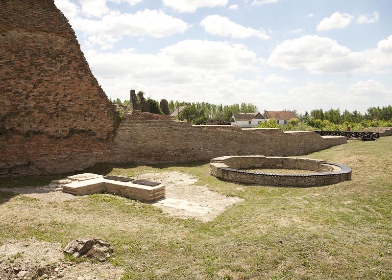 The Bač Fortress, Bač, SERBIA