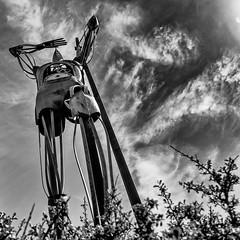 Statue d'Hermes