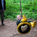 On the Tyre Swing 9963