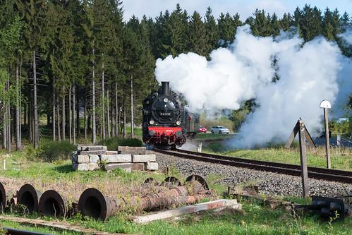 94 1538 Bahnhof Rennsteig