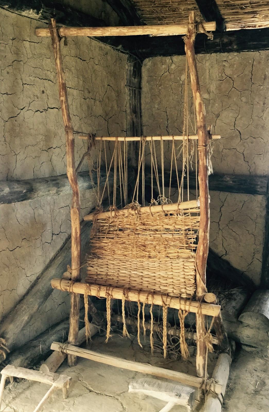 201705 - Balkans - Bay of Bones Museum Loom - 80 of 89 - Nacionalen Park Galicica - Ohrid, Ohrid, May 28, 2017