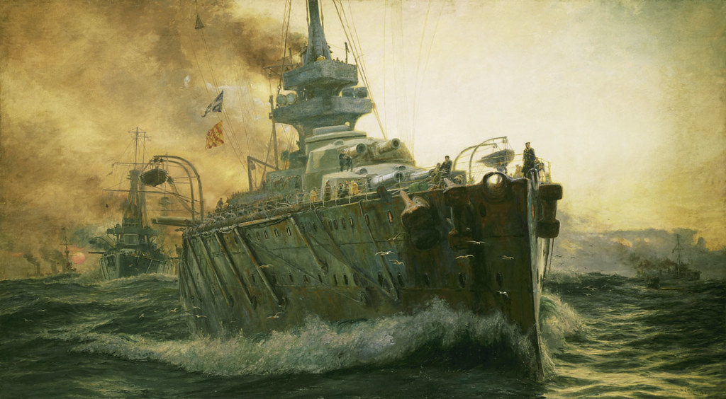 Masters of the Seas (1915)
