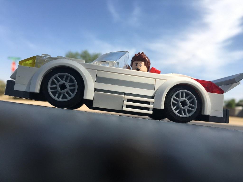 Do you like my car?