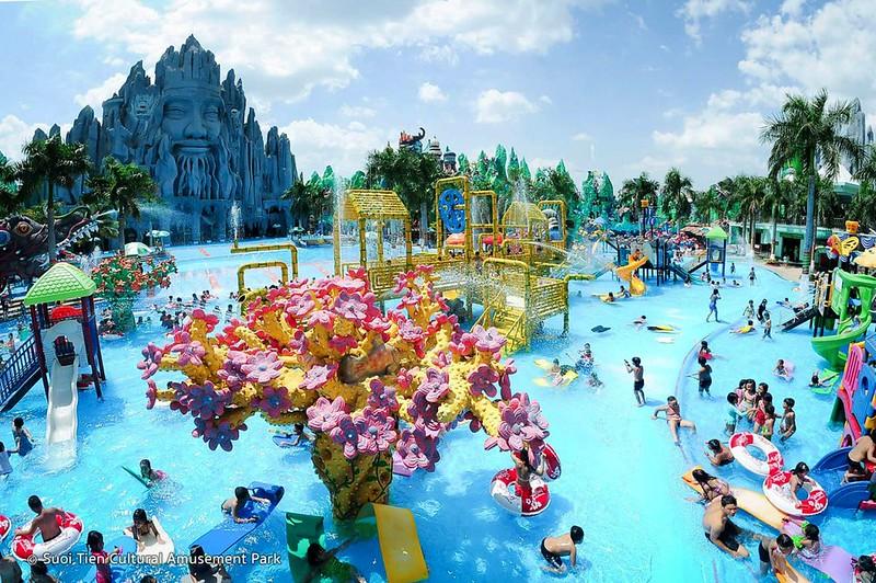 Suoi Tien Cultural Theme Park
