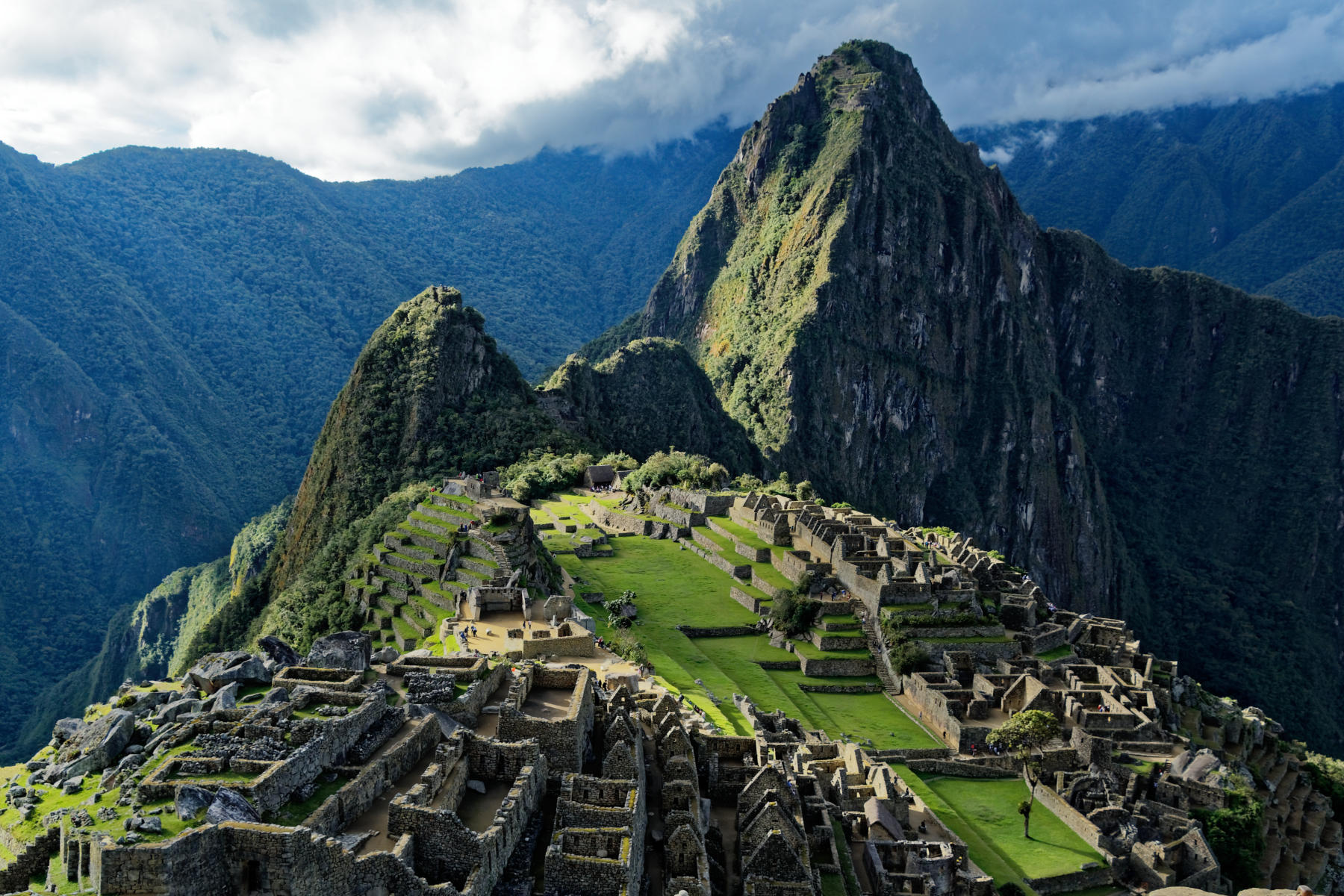 Machu Picchu - my favourite photo
