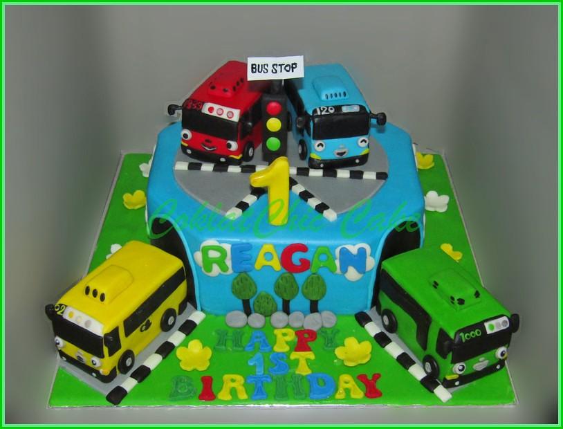 Cake Tayo REAGAN 20 cm