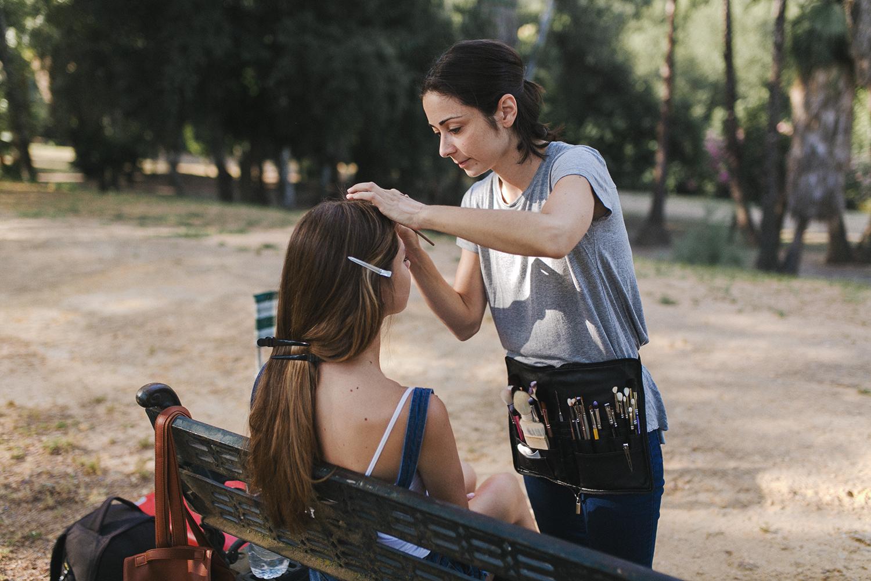 Pilar Cota y Marieta Nogueras