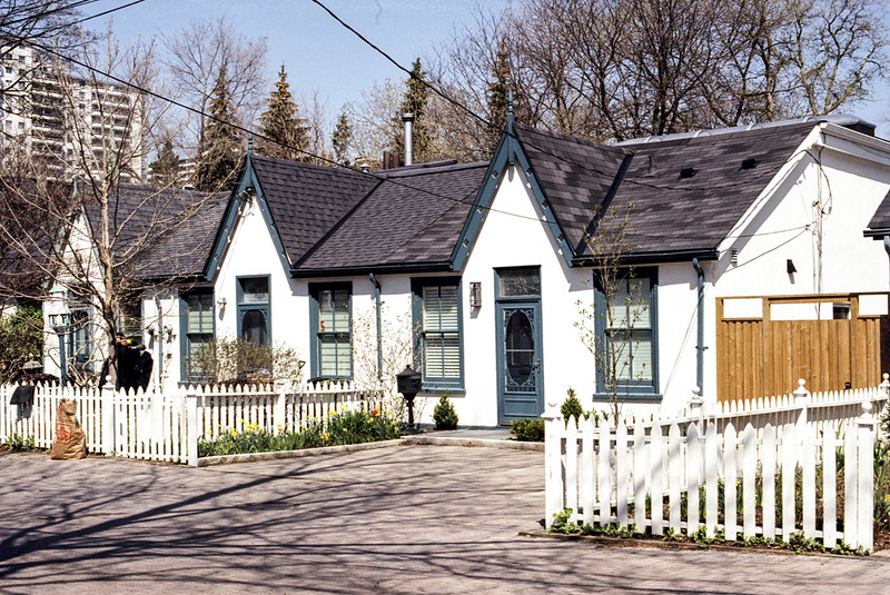 Cabbagetown Cottages