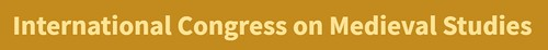 International Congress on Medieval Studies logo