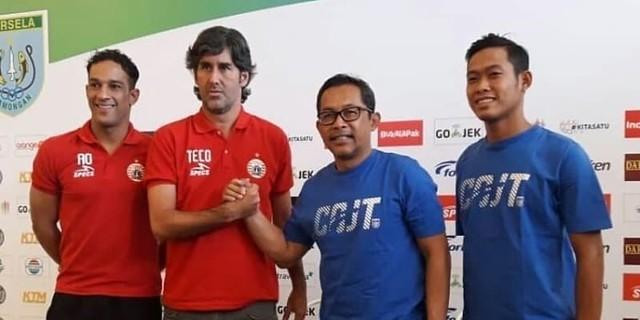Diwarnai Gol Kontroversial, Persela Jakarta Kalahkan Persija Lamongan Dengan Skor 2-0