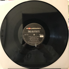 THE BEATNUTS:PROPS OVER HERE(RECORD SIDE-B)