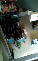 50m, premier étage, table de tennis de table