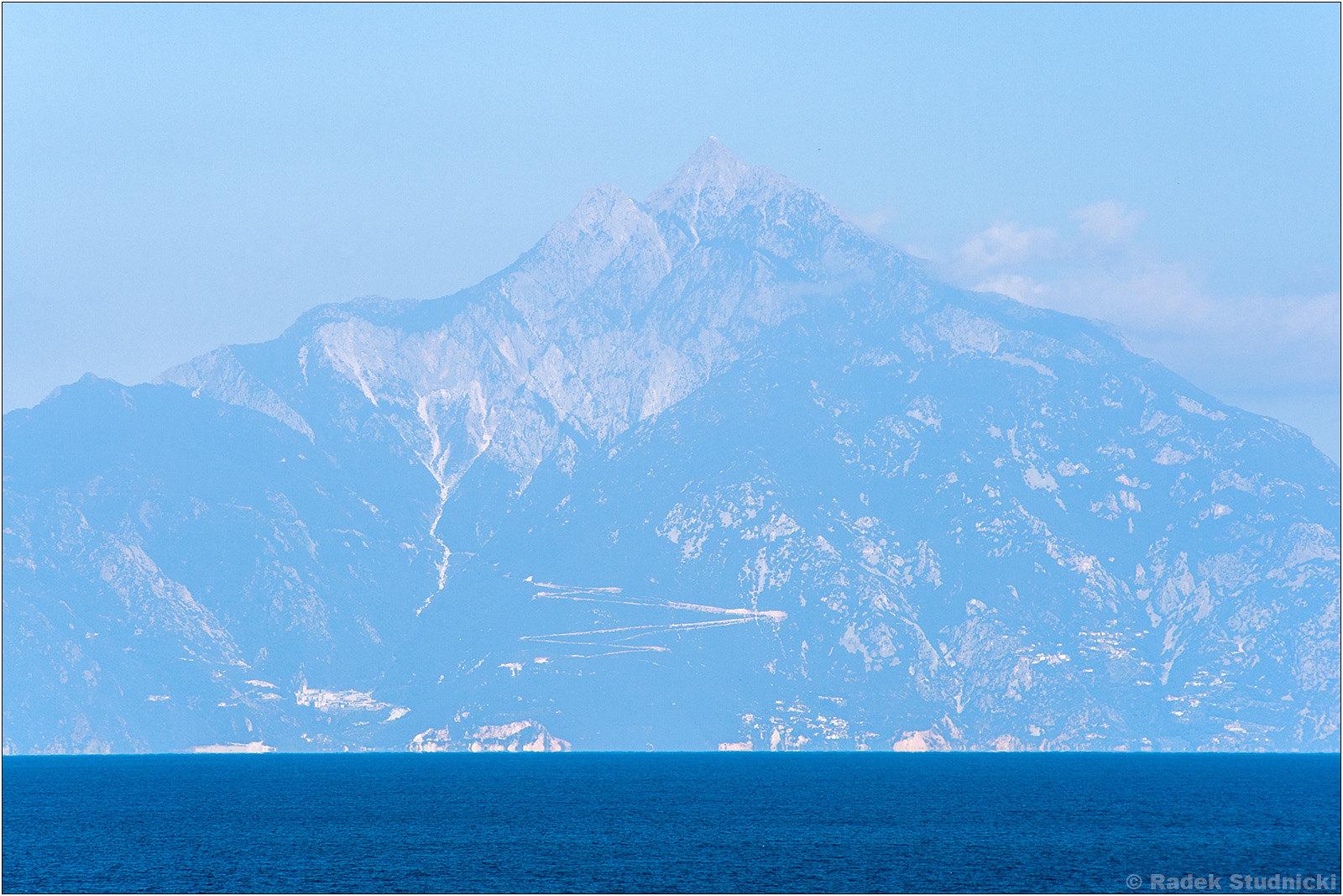 Święta góra Athos