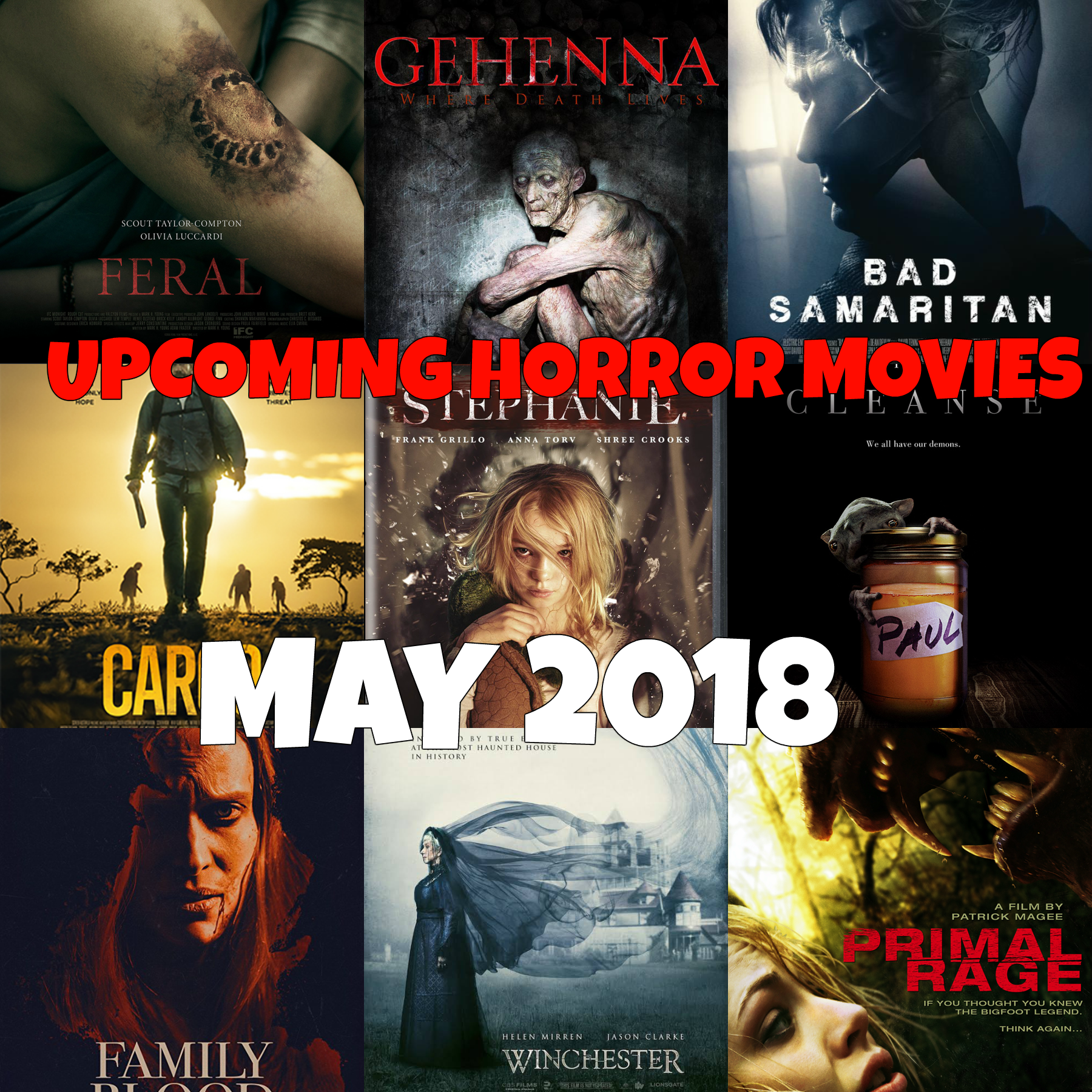 Real Queen of Horror | Long Live Horror!: 2018