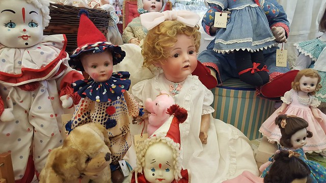 Kane County Doll Show Highlights