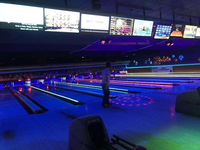Bowling Night at Zodo's Spring 2018