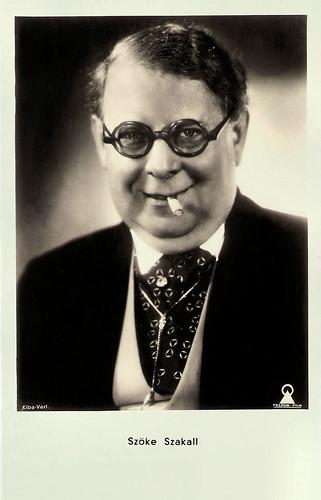 Szöke Szakall in Mädchen zum Heiraten (1932)
