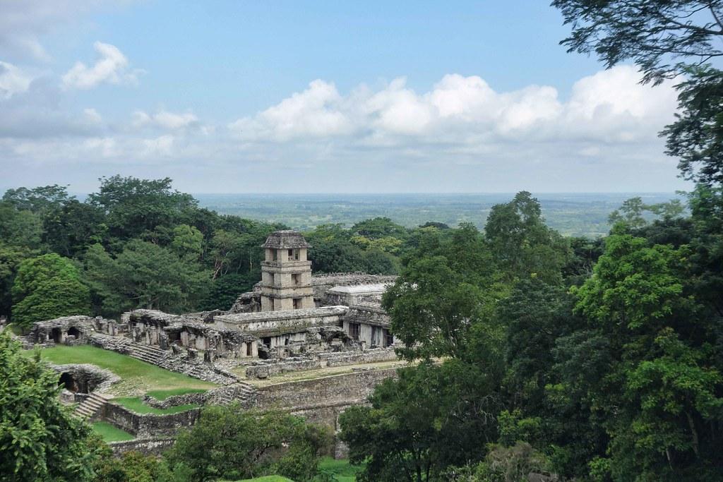 Palenque - Ruines
