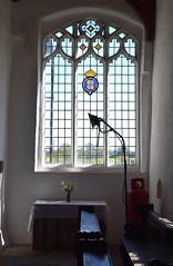 south aisle east window