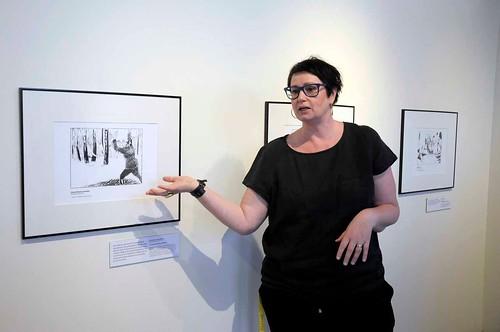 Carina Milde om nakenförbudet som hävdes