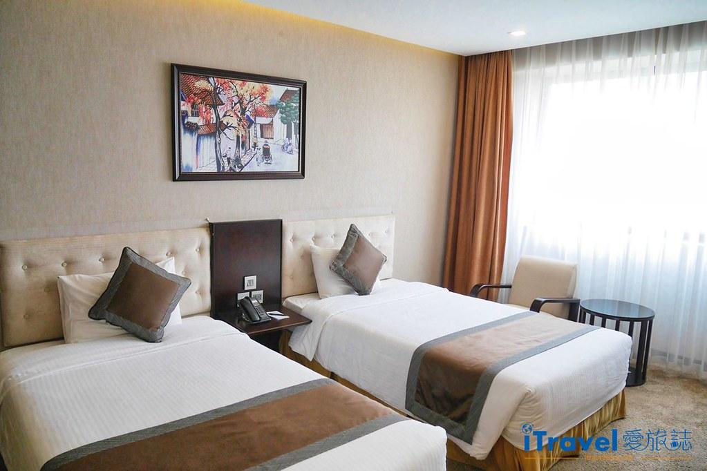 孟清河内中心酒店 (1)