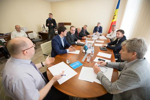 16.05.2018 Şedinţa Comisiei securitate naţională, apărare şi ordine publică