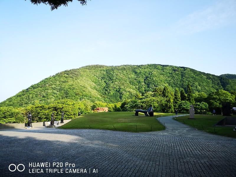 Huawei P20 Pro - Greenery - Hakone Open-Air Museum