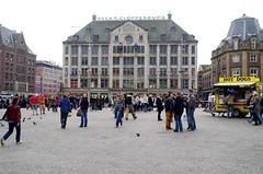 Madame Tussauds Waxworks, Amsterdam, Netherlands