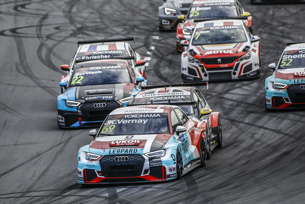 during the 2018 FIA WTCR World Touring Car cup of Zandvoort, Netherlands from May 19 to 21 - Photo Francois Flamand / DPPI