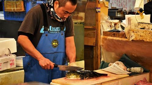 439 Tsukiji, Mercado de pescado en Tokio (3)