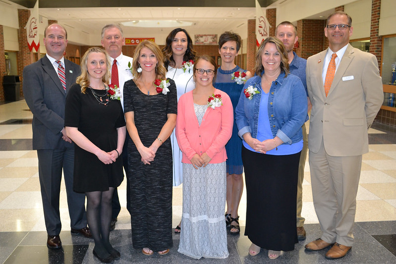 2017-18 Teacher Celebration: Teachers of the Year