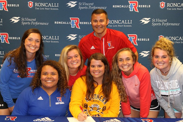 May 2018 Athletic Signings