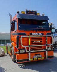 SCANIA 143M 450