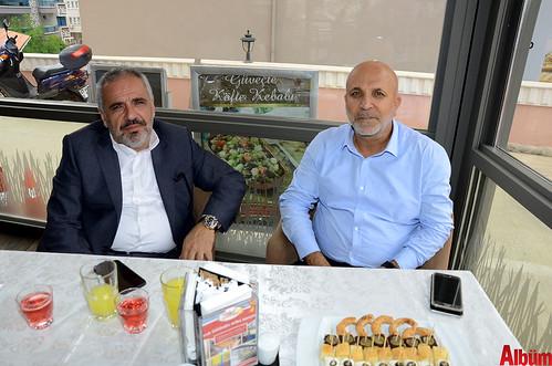 Abdullah Ercan, Hasan Çavuşoğlu