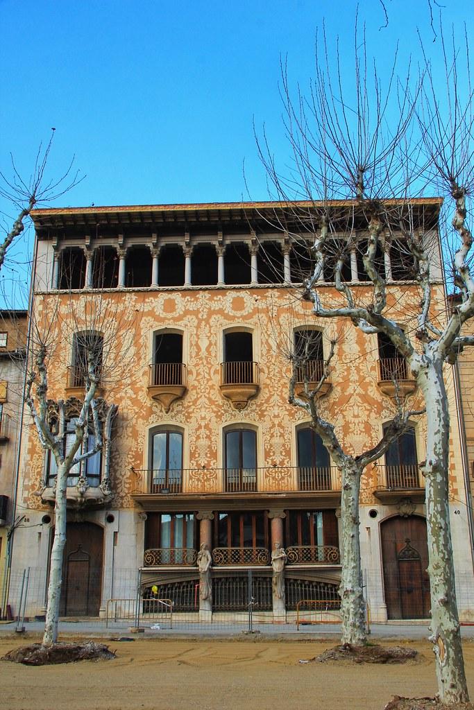 Casa Sola Morales, Olot