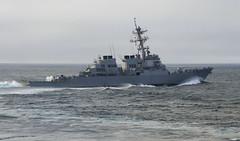 USS Milius (DDG 69) file photo. (U.S. Navy/MCCS Joe Kane)