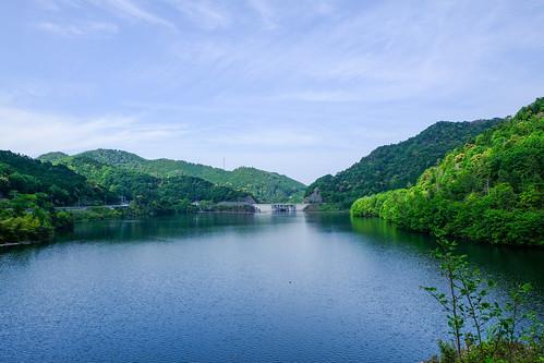 2018.05.12 滝畑ダム