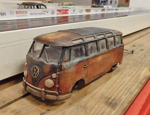 Drag VW bus