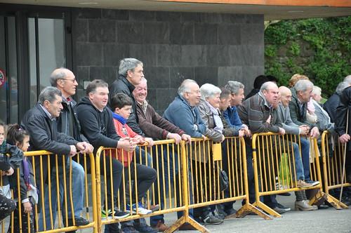 San Isidro eguna Asteasun, 2018