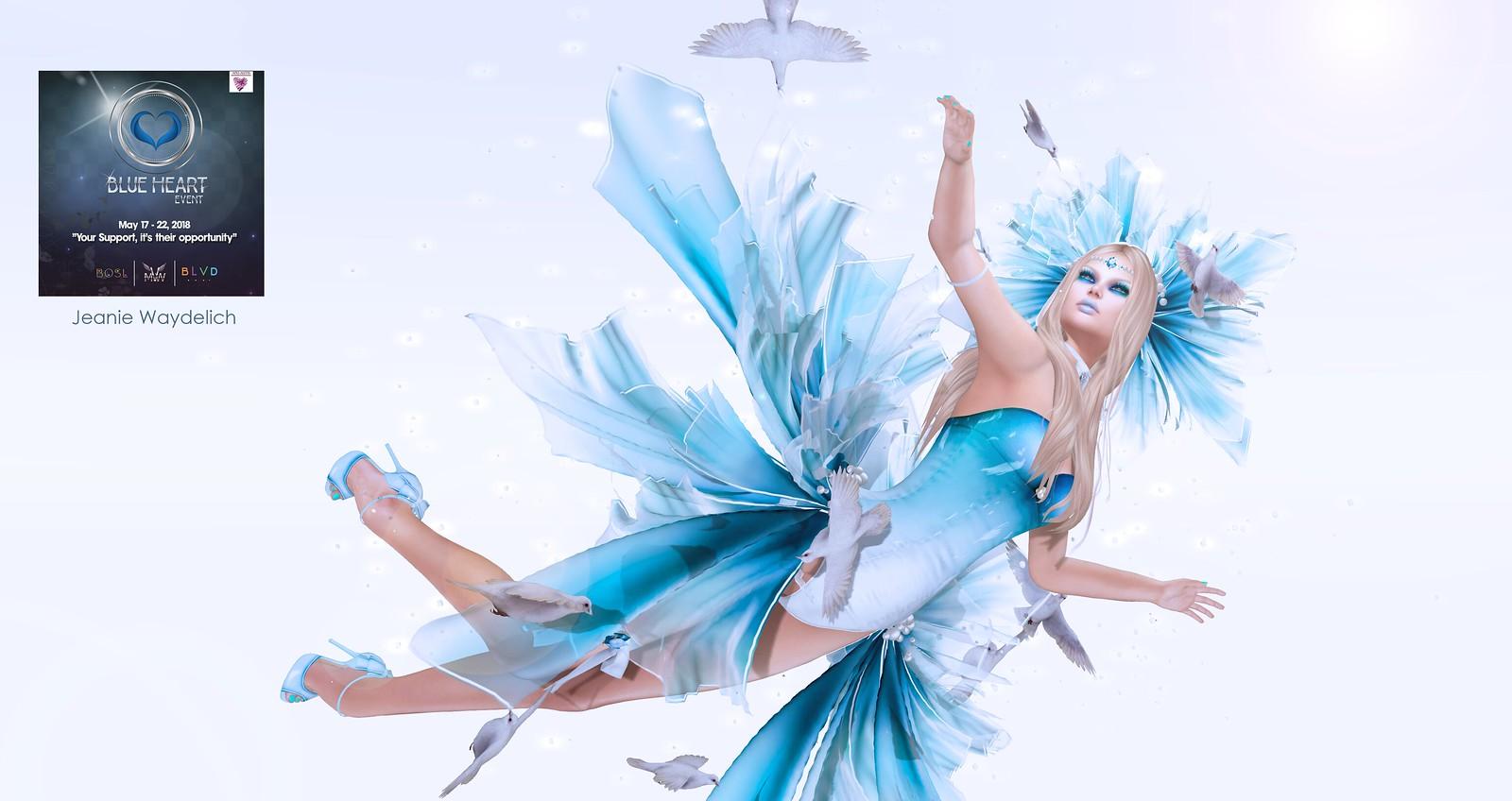 LOTD 966 - Blue Sky
