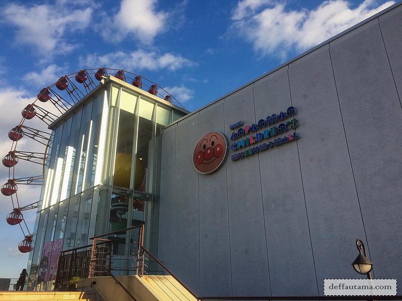 9 Hari Babymoon ke Jepang - Anpanman Museum