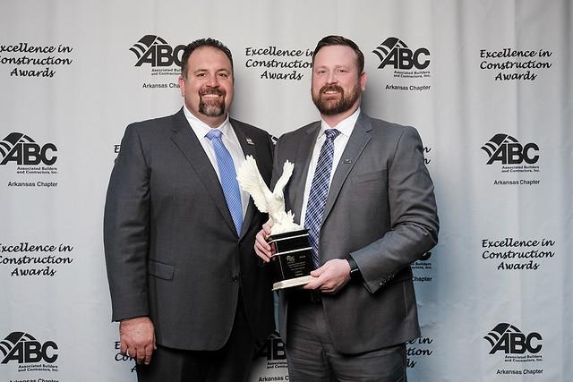 Excellence in Construction Awards Banquet - Award Photos 2018