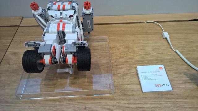 Robot à monter Mi Builder - 95,9€