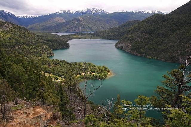 PN Los Alerces, mirador Lago Verde