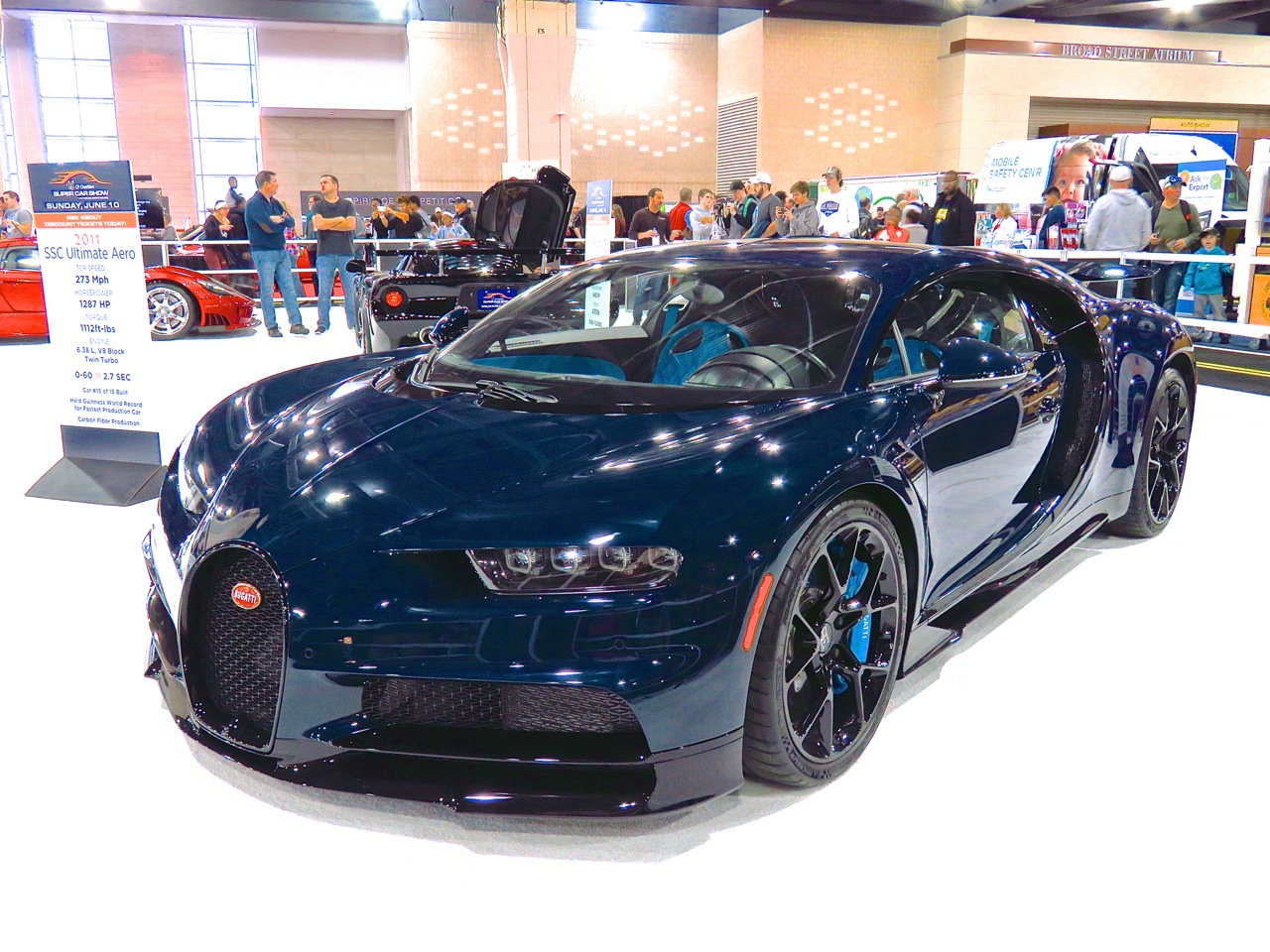 Bugatti Chiron Philly 11