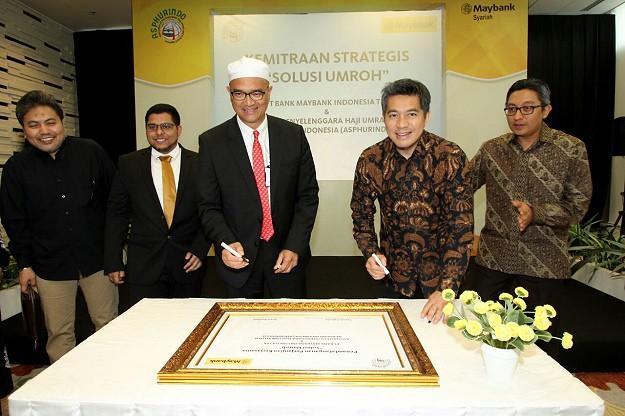 Maybank Indonesia Jalin Kemitraan Strategis dengan Asphurindo