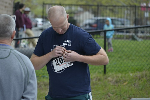 2018 St. Anselm's 5K in Memory of Peter Samp
